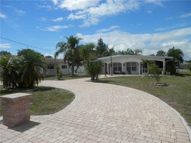557 Ridgecrest Drive, Punta Gorda, FL 33982 (MLS #C7415152) :: The Duncan Duo Team