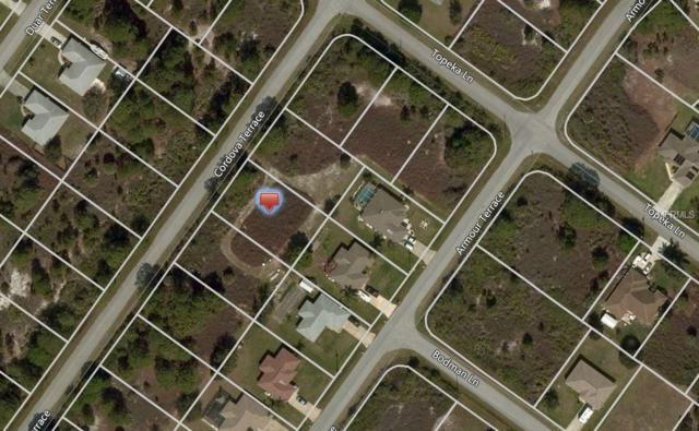 Lot 8 Cordova Terrace, North Port, FL 34291 (MLS #C7415153) :: The Duncan Duo Team