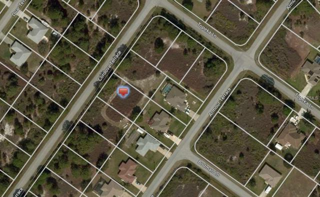 Lot 8 Cordova Terrace, North Port, FL 34291 (MLS #C7415153) :: Cartwright Realty