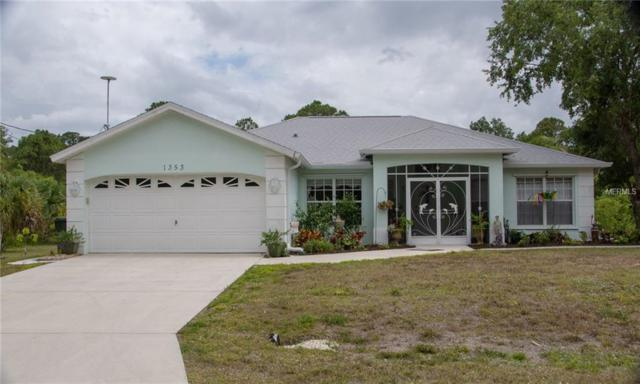 1353 Longbow Avenue, North Port, FL 34288 (MLS #C7415223) :: Homepride Realty Services