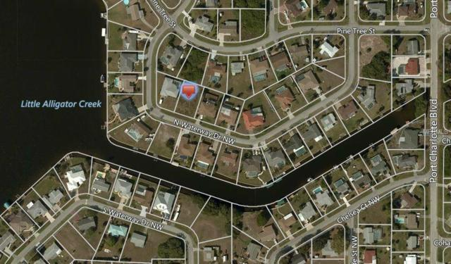 190 N Waterway Drive NW, Port Charlotte, FL 33952 (MLS #C7415224) :: The Duncan Duo Team