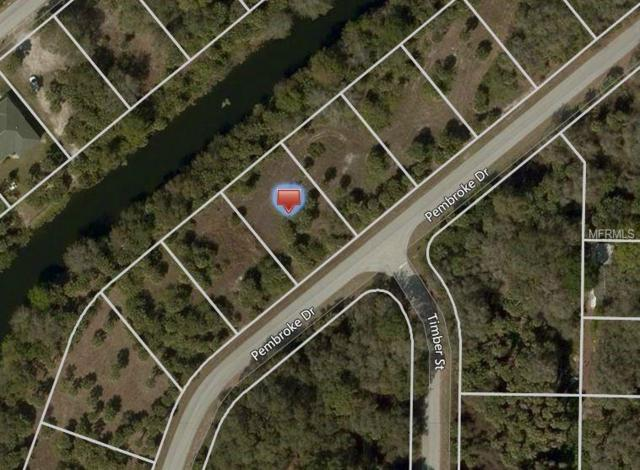 337 Pembroke Drive, Port Charlotte, FL 33954 (MLS #C7415255) :: The Duncan Duo Team