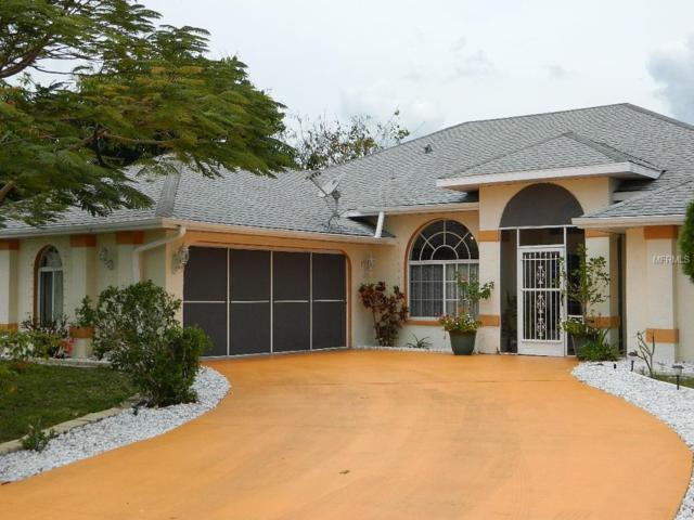 27232 Punta Cabello Court, Punta Gorda, FL 33983 (MLS #C7415266) :: Griffin Group