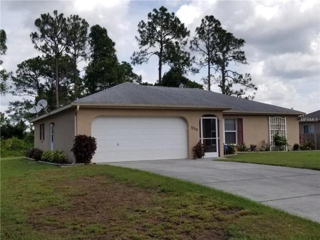 1236 Geranium Avenue, North Port, FL 34288 (MLS #C7415315) :: Cartwright Realty