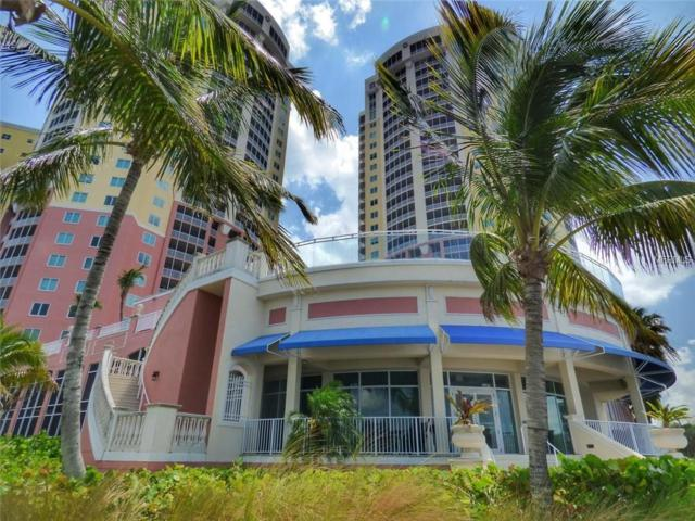 2745 1ST Street #705, Fort Myers, FL 33916 (MLS #C7415349) :: Armel Real Estate