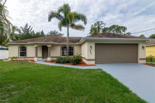 1601 Geranium Avenue, North Port, FL 34288 (MLS #C7415364) :: Cartwright Realty
