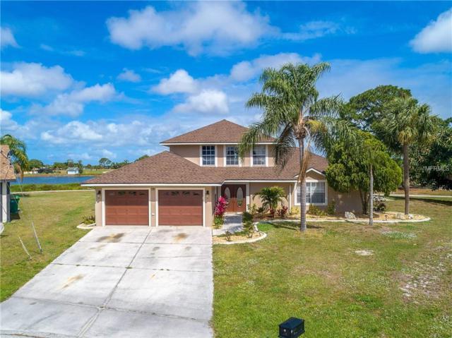 19 Pebble Beach Road, Rotonda West, FL 33947 (MLS #C7415373) :: The Duncan Duo Team