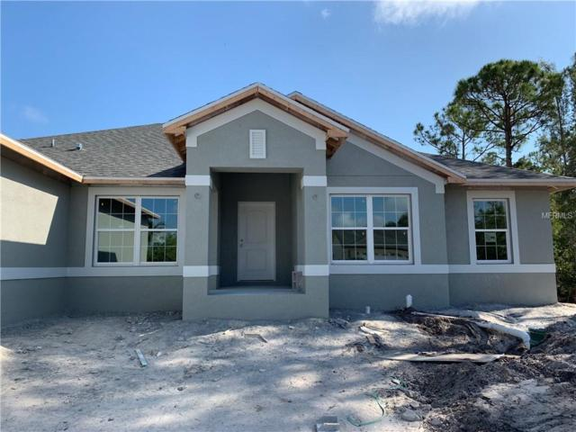 9494 Athel Drive, Port Charlotte, FL 33981 (MLS #C7415511) :: Team Bohannon Keller Williams, Tampa Properties