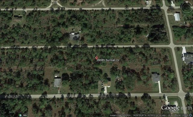 28085 Sunset Drive, Punta Gorda, FL 33955 (MLS #C7415560) :: The Duncan Duo Team