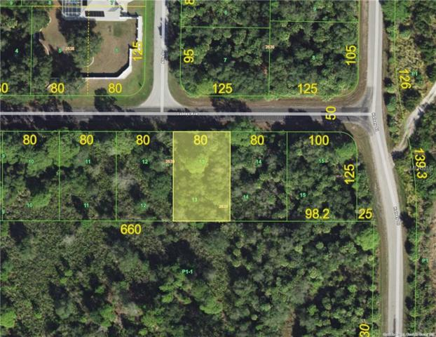 14243 Gables Avenue, Port Charlotte, FL 33953 (MLS #C7415619) :: The Duncan Duo Team