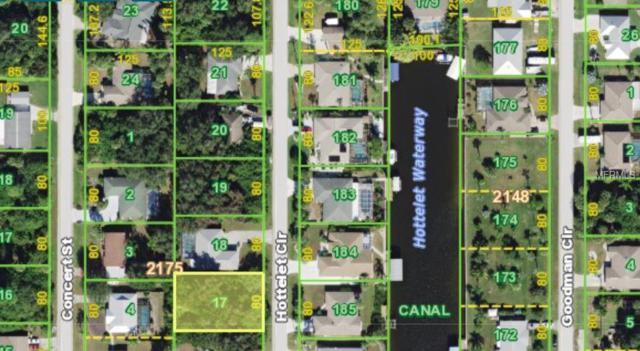 18498 Hottelet Circle, Port Charlotte, FL 33948 (MLS #C7415670) :: Premium Properties Real Estate Services
