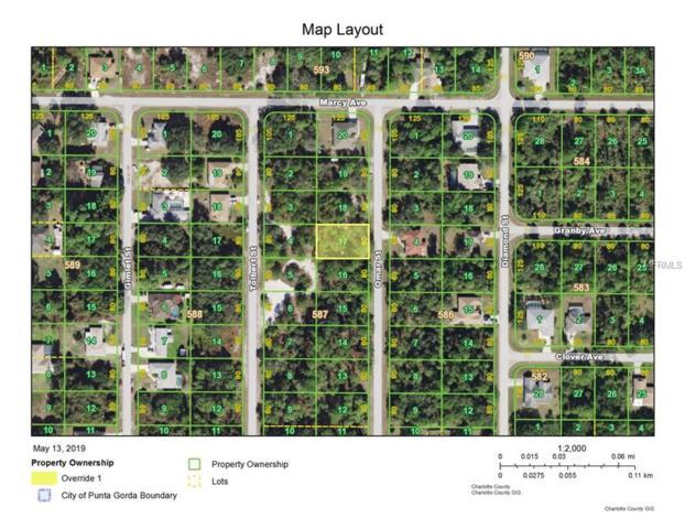 2297 Omar Street, Port Charlotte, FL 33948 (MLS #C7415685) :: Team Bohannon Keller Williams, Tampa Properties