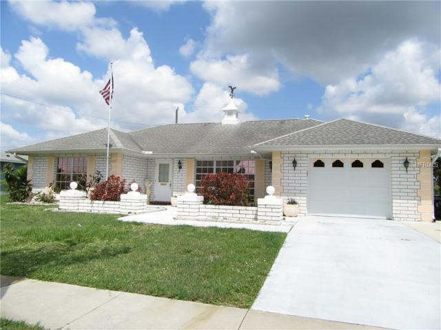 2457 Beacon Drive, Port Charlotte, FL 33952 (MLS #C7415700) :: Team Bohannon Keller Williams, Tampa Properties