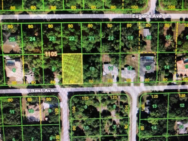 17104 Best Avenue, Port Charlotte, FL 33954 (MLS #C7415706) :: The Duncan Duo Team