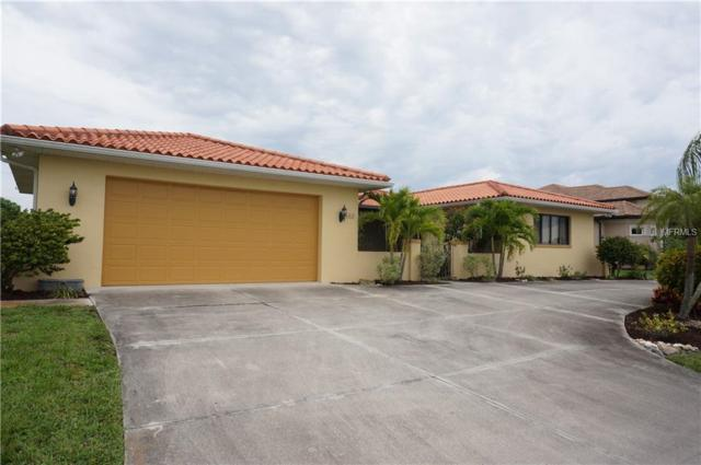1212 Spanish Cay Lane, Punta Gorda, FL 33950 (MLS #C7415755) :: The Duncan Duo Team