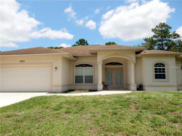 2812 Pascal Ave, North Port, FL 34286 (MLS #C7415796) :: The Duncan Duo Team