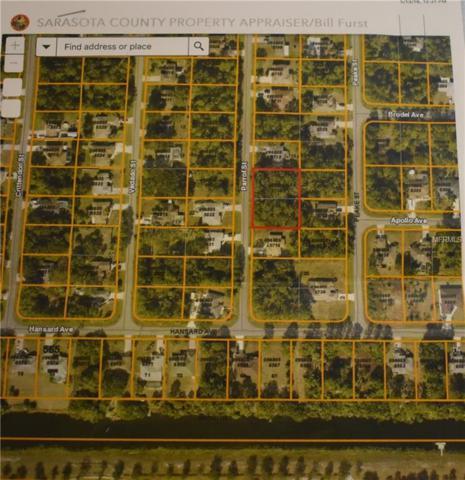 Parrot Street, North Port, FL 34286 (MLS #C7415800) :: Cartwright Realty