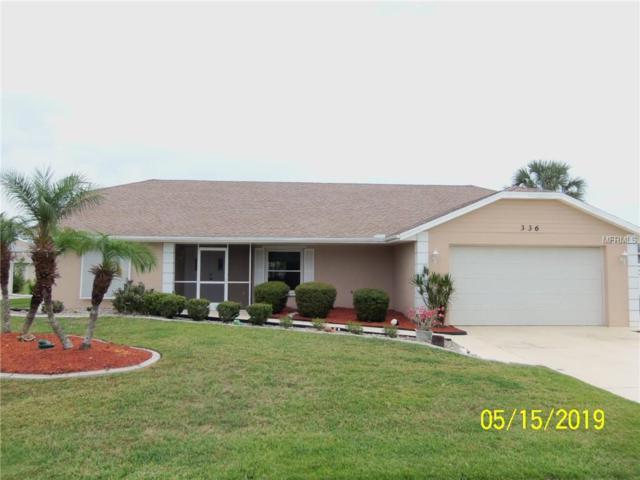 336 Salvador Drive, Punta Gorda, FL 33983 (MLS #C7415813) :: Griffin Group