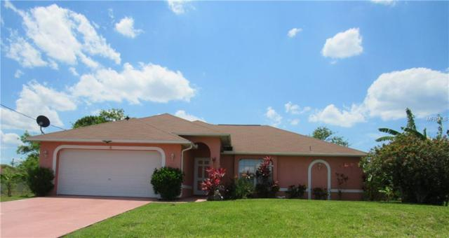 2140 NW 17TH Place, Cape Coral, FL 33993 (MLS #C7415865) :: The Edge Group at Keller Williams