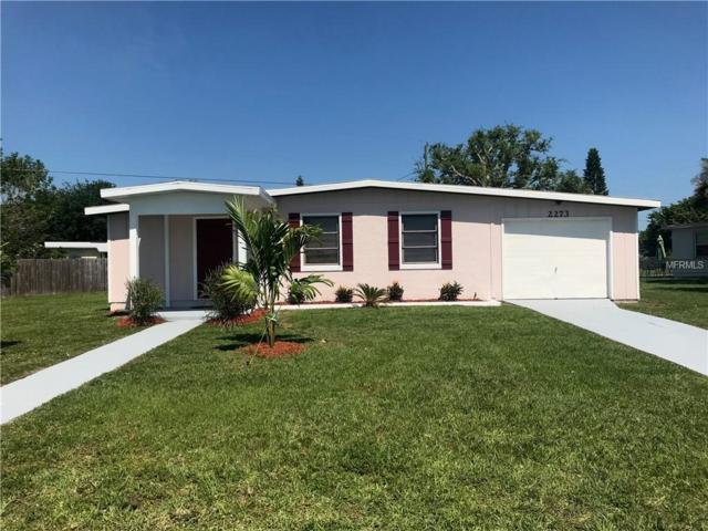 2273 Ednor Street, Port Charlotte, FL 33952 (MLS #C7415885) :: The Duncan Duo Team