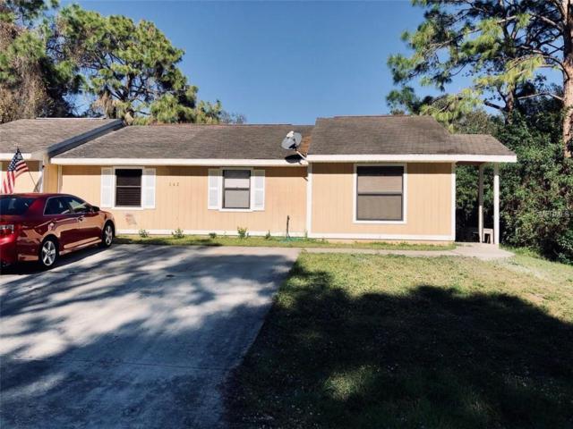 262 Bamboo Drive B, Port Charlotte, FL 33954 (MLS #C7415907) :: Charles Rutenberg Realty