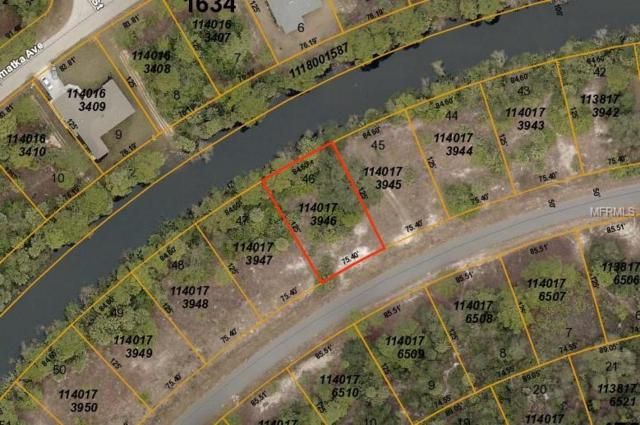 Johannesberg Road, North Port, FL 34288 (MLS #C7415911) :: Sarasota Home Specialists