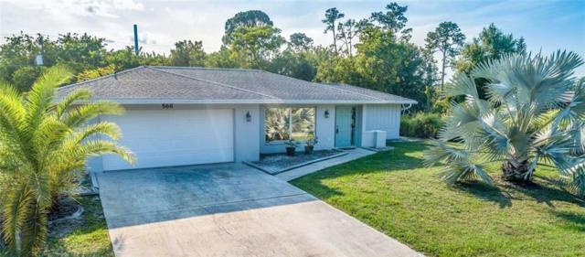 566 Donora Street, Port Charlotte, FL 33948 (MLS #C7415924) :: Premium Properties Real Estate Services