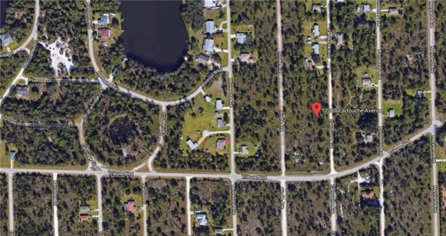 12239 Cartouche Avenue, Punta Gorda, FL 33955 (MLS #C7415962) :: White Sands Realty Group
