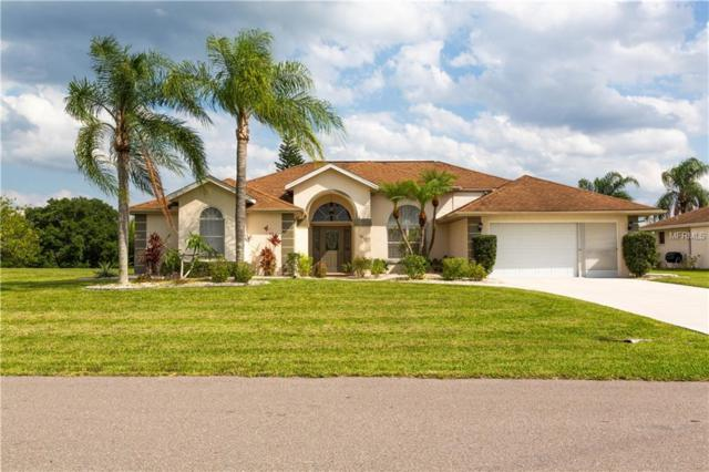 1617 Blue Lake Circle, Punta Gorda, FL 33983 (MLS #C7415964) :: EXIT King Realty