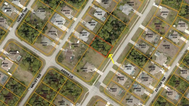 S Chamberlain Boulevard, North Port, FL 34286 (MLS #C7416017) :: Team Bohannon Keller Williams, Tampa Properties