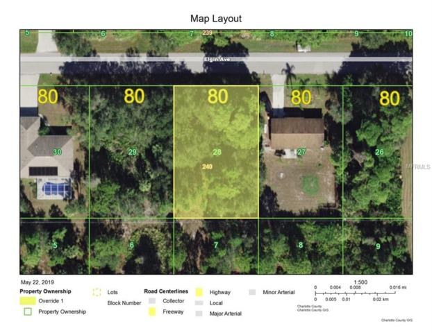 18367 Elgin Avenue, Port Charlotte, FL 33948 (MLS #C7416038) :: Premium Properties Real Estate Services