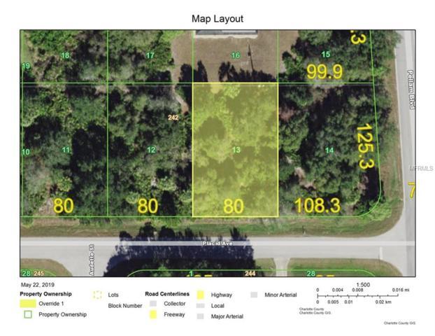 18472 Placid Avenue, Port Charlotte, FL 33948 (MLS #C7416042) :: Premium Properties Real Estate Services