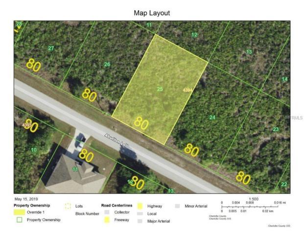 13530 Abutilon Lane, Port Charlotte, FL 33981 (MLS #C7416045) :: The BRC Group, LLC