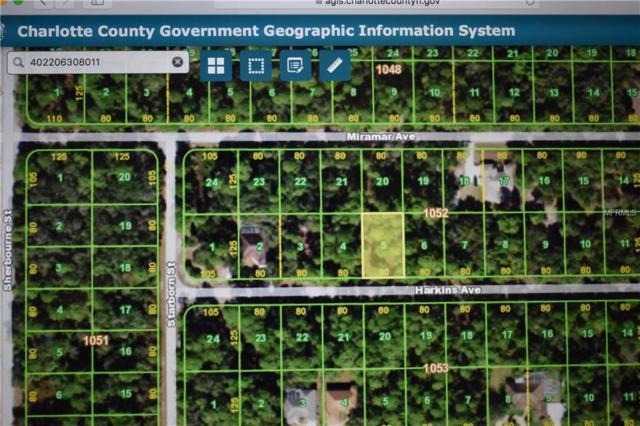 18124 Harkins Avenue, Port Charlotte, FL 33954 (MLS #C7416066) :: RE/MAX Realtec Group