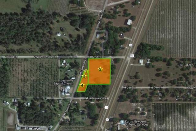 7028 NE Cubitis Avenue, Arcadia, FL 34266 (MLS #C7416091) :: White Sands Realty Group