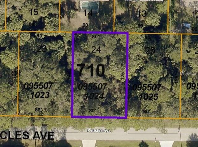 3694 Pericles (Lot 24) Avenue, North Port, FL 34286 (MLS #C7416104) :: Mark and Joni Coulter | Better Homes and Gardens