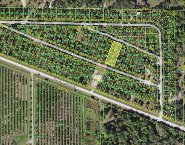 33597 Omega Lane, Punta Gorda, FL 33982 (MLS #C7416145) :: RE/MAX Realtec Group