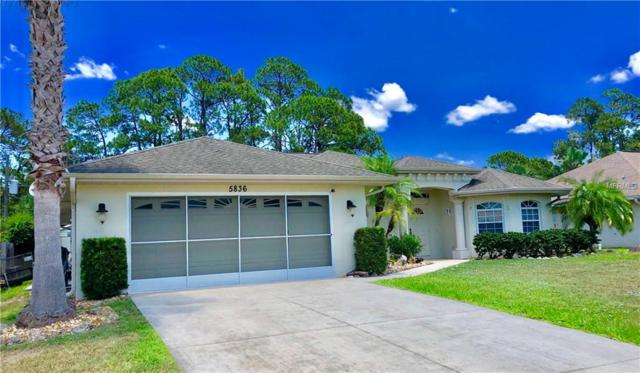 5836 Brickell Drive, North Port, FL 34286 (MLS #C7416161) :: The Duncan Duo Team
