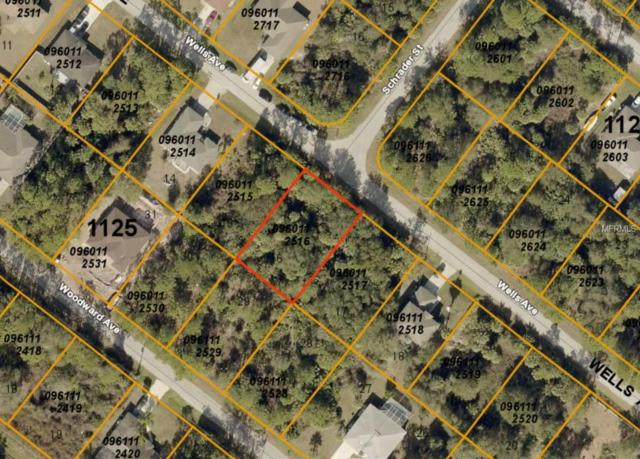 Wells Avenue, North Port, FL 34286 (MLS #C7416178) :: Bustamante Real Estate