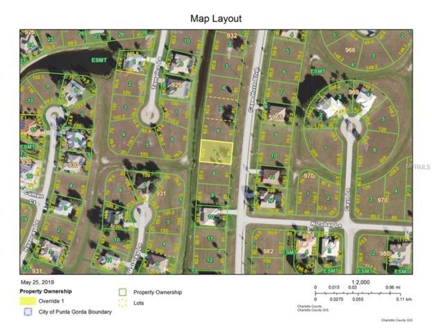 17363 Cape Horn Boulevard, Punta Gorda, FL 33955 (MLS #C7416194) :: White Sands Realty Group