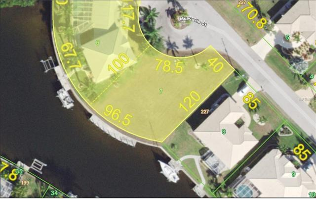 Muscovie Court, Punta Gorda, FL 33950 (MLS #C7416201) :: The Duncan Duo Team