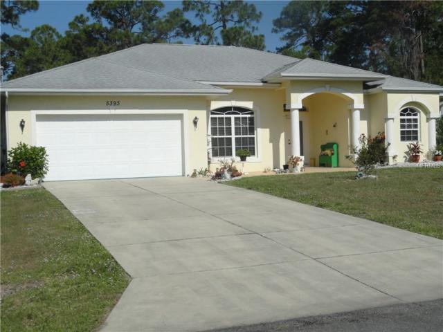 5393 Sister Terrace, North Port, FL 34286 (MLS #C7416219) :: The Duncan Duo Team
