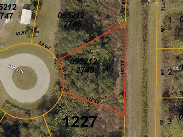Serina Court, North Port, FL 34291 (MLS #C7416249) :: Cartwright Realty
