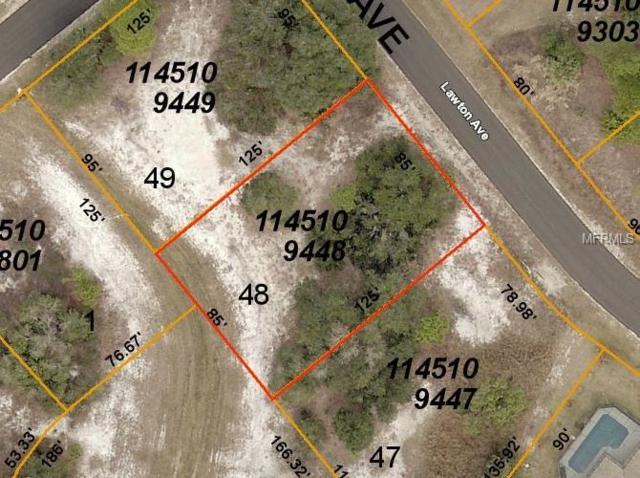 Lawton Avenue, North Port, FL 34288 (MLS #C7416251) :: Cartwright Realty