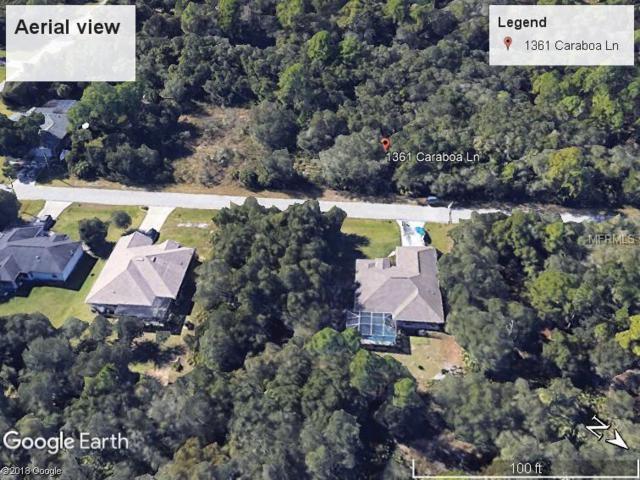 1361 Caraboa Lane, Port Charlotte, FL 33953 (MLS #C7416279) :: The Edge Group at Keller Williams