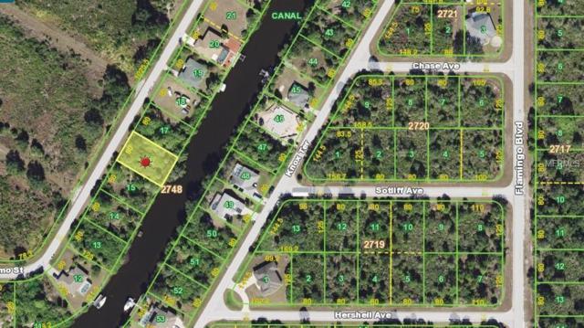 3496 Como Street, Port Charlotte, FL 33948 (MLS #C7416340) :: The Duncan Duo Team