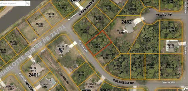 Lot 23 Polynesia Road, North Port, FL 34288 (MLS #C7416344) :: The Duncan Duo Team
