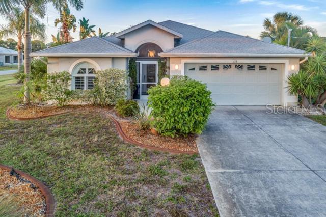 118 Spring Drive, Rotonda West, FL 33947 (MLS #C7416396) :: Cartwright Realty