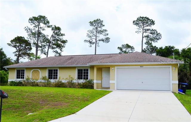 4845 Hader Road, North Port, FL 34288 (MLS #C7416519) :: The Duncan Duo Team