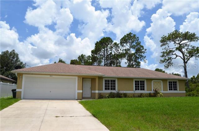 5811 Sylvania Avenue, North Port, FL 34291 (MLS #C7416534) :: Cartwright Realty
